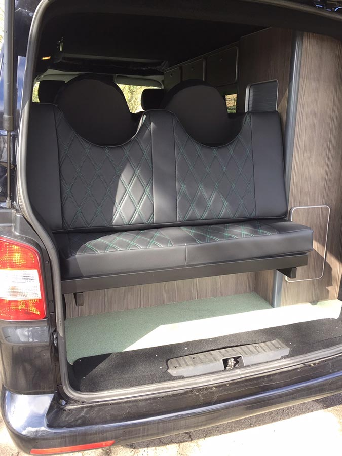 Camper Back Seats
