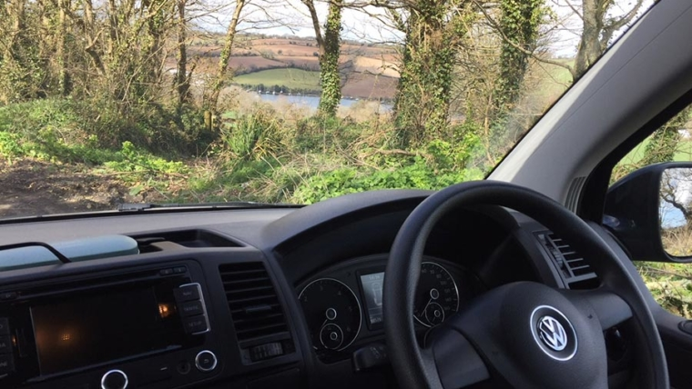 Why You Should Explore Cornwall in VW T5 Camper Van