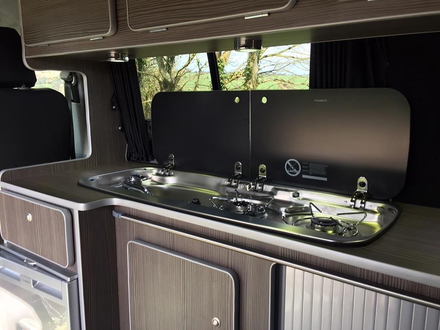 Camper Kitchenette